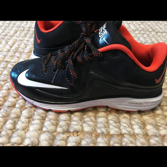 Pre-Owned Nike Lunar Pregame 2 Men's Training Shoe